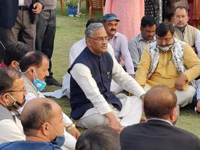 Video : Top News Of The Day: Uttarakhand Chief Minister Resigns A Year Before Election