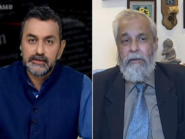 """Video : """"Only Option Is For Judiciary To Pull Up Its Socks"""": Justice Madan Lokur To NDTV"""
