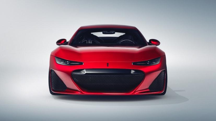 Drako GTE berharga $ 1,2 juta dan dapat berlari bahkan di atas salju