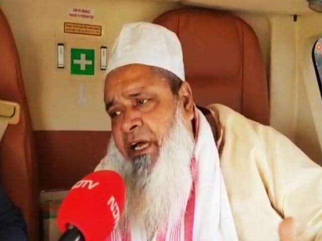 """Video : """"Gifted Perfumes To PM, If He Doesn't Use..."""": Congress' Assam Ally Chief"""