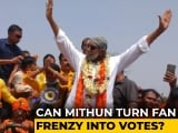 Video : BJP's Mithun Factor: Flop Or Hit?