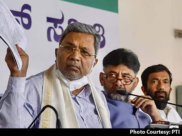 """Video : """"BJP Has Lost Moral Right To Rule"""": Congress On Karnataka Row, Gag Order"""