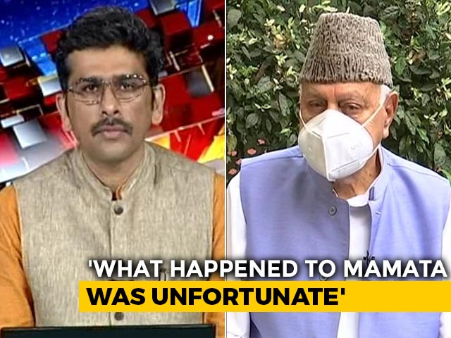 Video : Elections Have Become So Rough And Tragic: Farooq Abdullah To NDTV