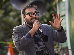 """With All The Love"": Filmmaker Anurag Kashyap's First Comment After Tax Raids"