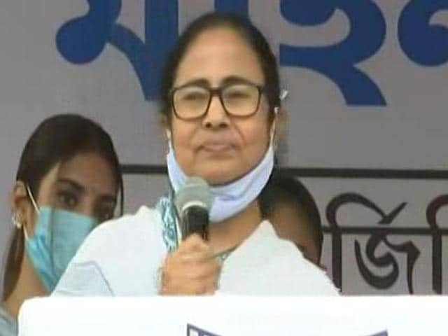 Video : 'Will Teach You About Syndicates': Mamata Banerjee's Dig At PM On Fuel Price