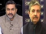"Video : ""Balance Profit With Broader Development Of Society"": Uday Kotak On Vaccines"