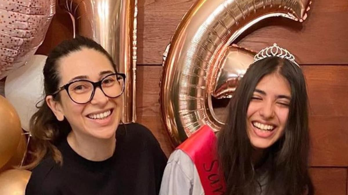 Karisma Kapoor's Daughter Samaira's 16th Birthday Was A Feast Full Of Cakes!