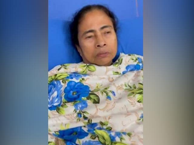 Video : Top News Of The Day: Mamata Banerjee's Video Message From Hospital