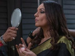 <I>Bombay Begum</i> Pooja Bhatt Found The Perfect Mirror Quote For This BTS Pic