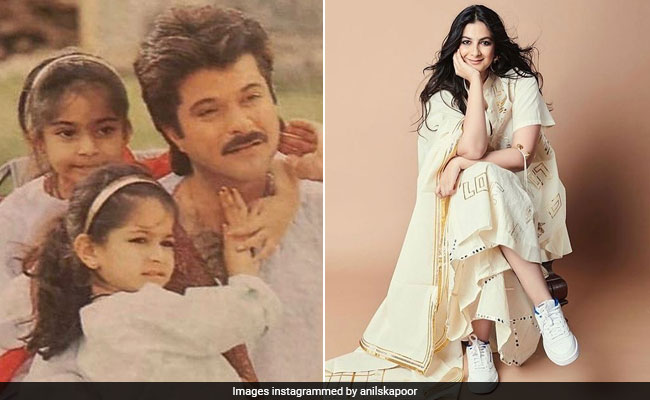 Anil Kapoor Sends A Sweet Birthday Wish To 'Favourite Chef' Rhea
