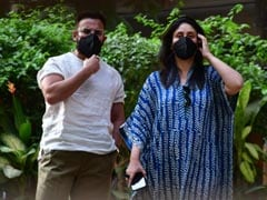 Kareena Kapoor And Saif Ali Khan Spotted For The First Time After Birth Of Baby Son