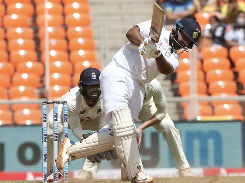 India vs England 4th Test, Day 2 Live Cricket Score: Ravichandran Ashwin Falls To Jack Leach As Rishabh Pant Soldiers On For India