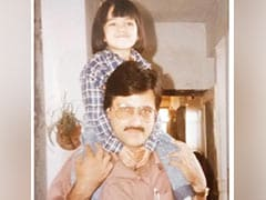 Kriti Sanon Is The Definition Of Cute In This Throwback Gem With Her Father