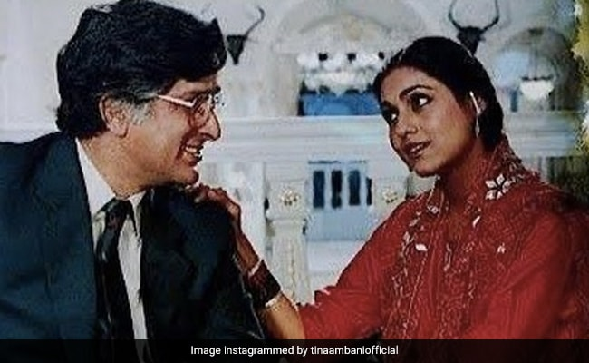 Shashi Kapoor's Co-Star Tina Ambani Remembers Him As 'Debonair And Fabulous'