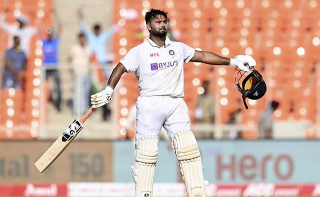 IND vs ENG: Sehwag said, This is my boy so Rishabh Pant reacted like this by commenting learning from the best