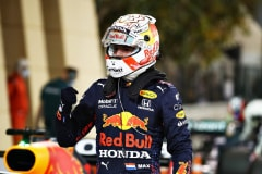 F1: Verstappen Takes Pole As Red Bull Reveal Their Pace To Challenge Hamilton