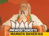 Video : Have You Seen <i>Parivartan</i> In Bengal, PM's Swipe At Mamata Banerjee