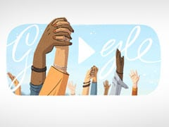 Watch: Google Doodle Celebrates Women's Firsts On International Women's Day