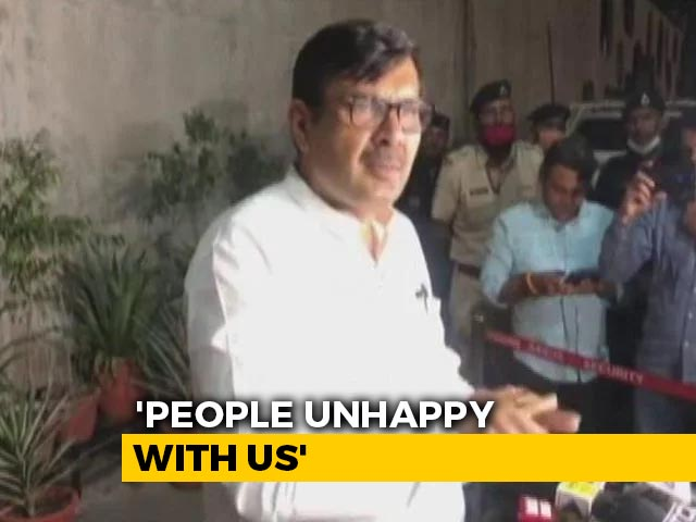 """Video : """"Will Need Helmets, Iron Armour For Protection"""": MLA From Dushyant Chautala's Party"""