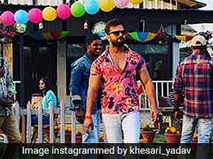 Khesari Lal Yadav के नए भोजपुरी सॉन्ग 'मोबाइल कवर' का रिलीज होते ही धमाका, देखें Video