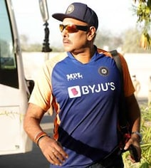 'Have A Drink On My Name': Ravi Shastri Not Bothered By Memes On Him