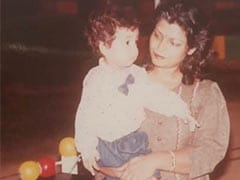 Varun Sharma's Birthday-Special Post For His Mom