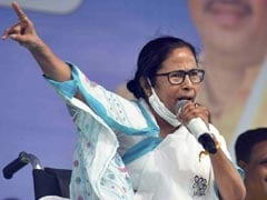 """Don't Want To See Them As Zero"": Mamata Banerjee On Left In Bengal"