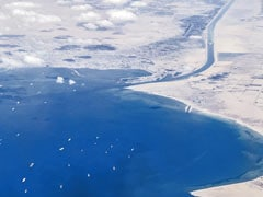 Ikea Furniture, Oil, Tea: An Aladdin's Cave Of Goods Stuck At Suez Canal