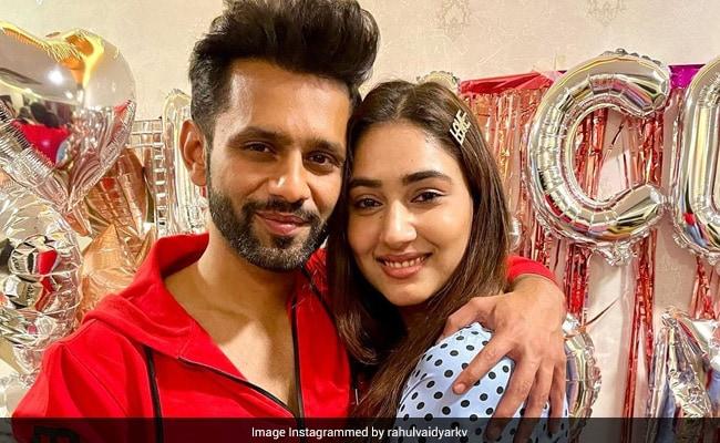 Bigg Boss 14 Contestant Rahul Vaidya To Marry Disha Parmar. Here's When