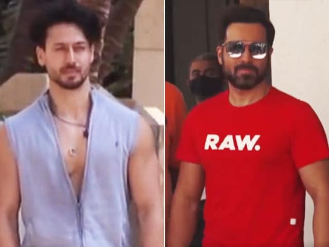 Video : Inside Tiger Shroff, Emraan Hashmi And Vikrant Massey's Well-Spent Tuesday