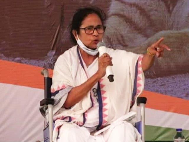 "Video : BJP vs Trinamool Over Mamata Banerjee's 'Gotra' Draws In Rohingya, ""Demons"""
