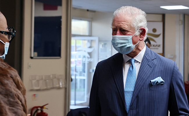 UK's Prince Charles Declines To Comment On Meghan And Harry's Interview