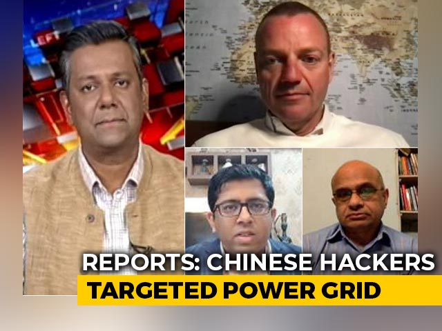 Video : Chinese State-Sponsored Hackers Targeting India's Power Infrastructure?