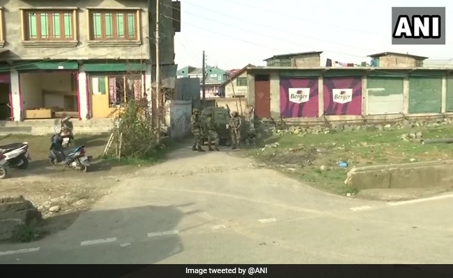 Paramilitary Personnel Dies In Attack By Terrorists Outside Srinagar
