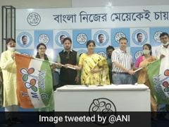 Aditi Munshi, Subhadra Mukherjee, Dheeraj Pandit Join Trinamool Ahead Of Polls
