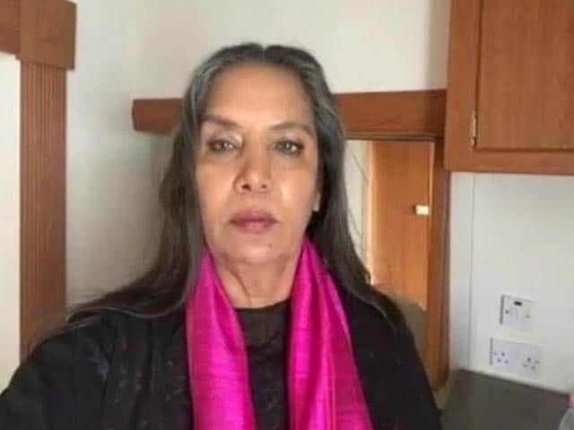 Video : Children Need To Placed Above All Else As They Are The Future: Shabana Azmi