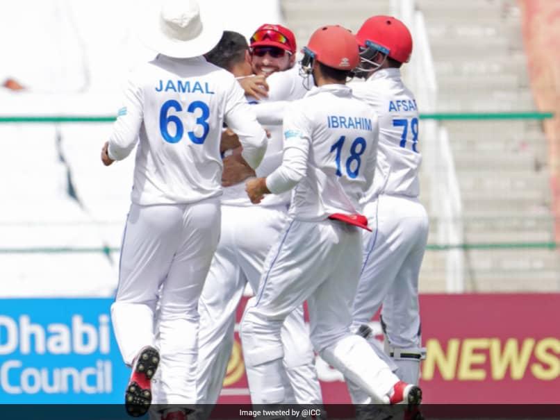Afghanistan vs Zimbabwe: Afghanistan Spinners Shine As Zimbabwe Made To Follow On