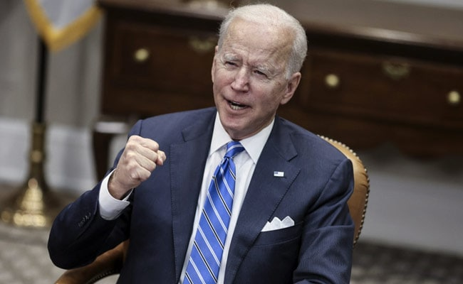 US Congress Passes $1.9 Trillion Covid Package In Big Win For Joe Biden