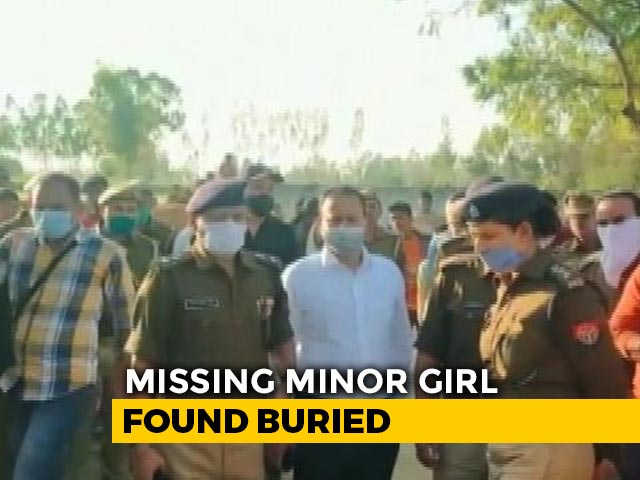 Video : Body Of Missing UP Girl, 12, Found In Pit, Accused Arrested In Shimla