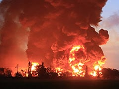 Massive Fire At Indonesian Oil Refinery, Nearly 1,000 Locals Evacuated