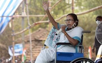 """Only Grows Beard, Names Stadium After Himself"": Mamata Banerjee On PM"