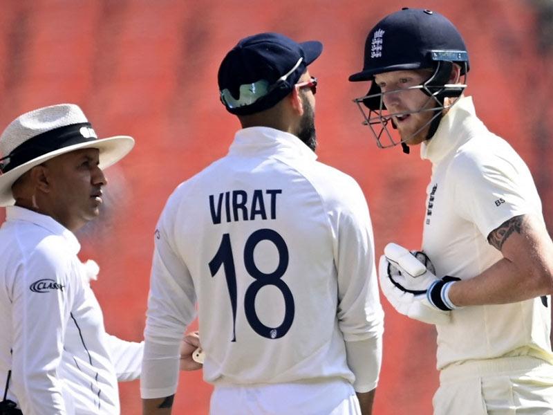 India vs England: Virat Kohli, Ben Stokes In Heated Conversation, Umpire Intervenes. Watch