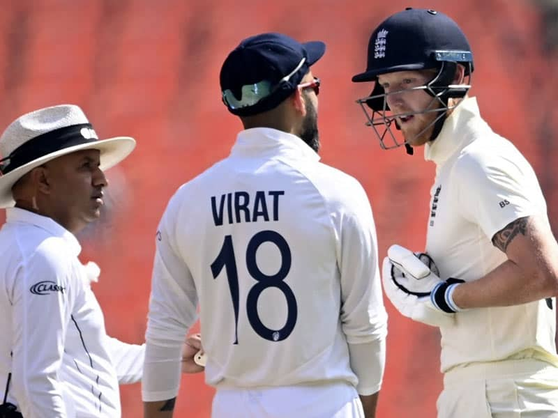 India vs England: Virat Kohli, Ben Stokes In Heated Conversation, Umpire Intervenes. Watch