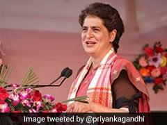Have An Open Mind On Forging Alliance For UP Polls: Priyanka Gandhi