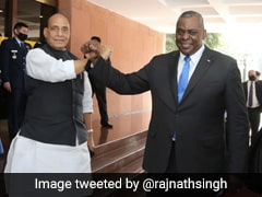 """Expanding Military Engagement"": Rajnath Singh On US Defence Secretary Meet"