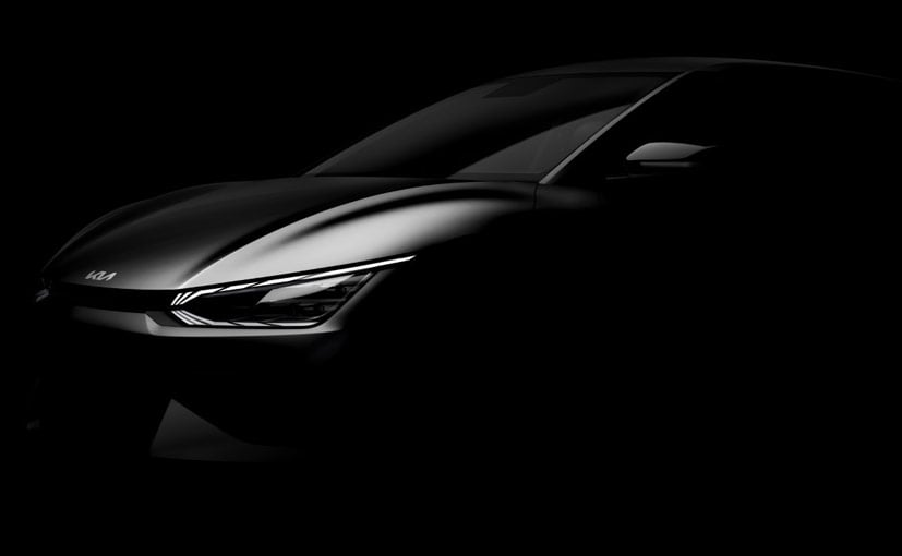 Kia Teases Its First Dedicated Electric Vehicle The EV6