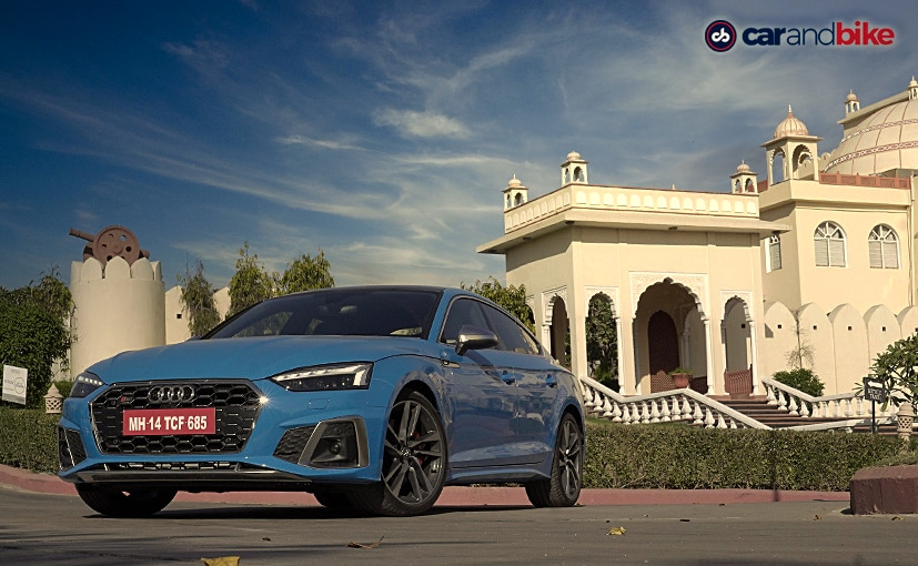 The Audi S5 Sportback returns to India in a facelifted avatar and here's our exclusive road test