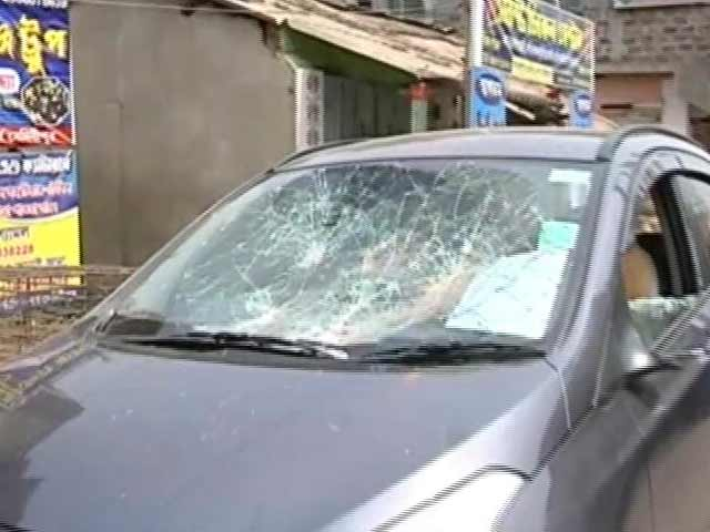 Video : BJP Leader Suvendu Adhikari's Brother Alleges Attack By Trinamool