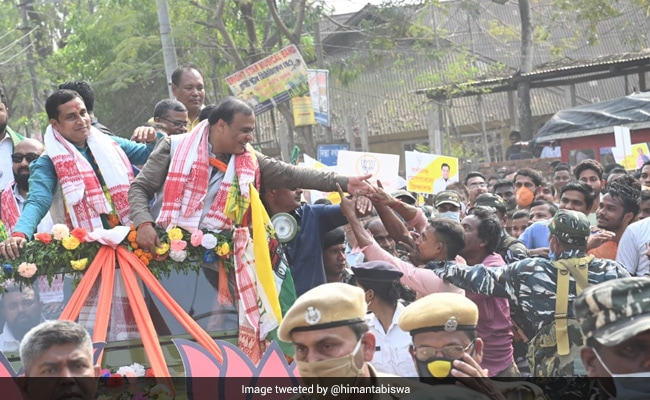 Assam Assembly Polls 2021: BJP Declares 3 More Candidates For Phase 2