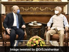 External Affairs Minister S Jaishankar Holds Talks With Afghan Counterpart